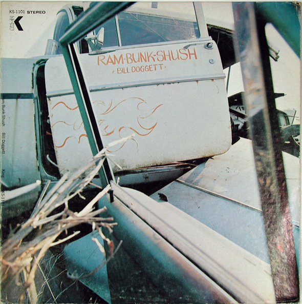 DOGGETT BILL - Ram Bunk Shush - LP